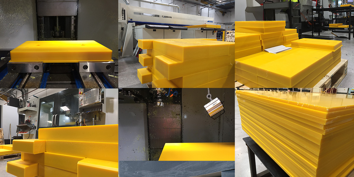 Buffallo docking solution production photos