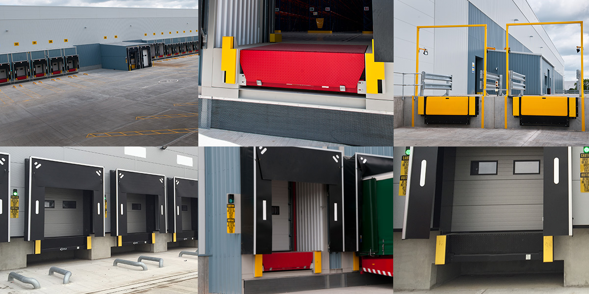 Photos of HGV Docking buffers on site